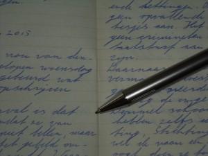 MAF bericht Schrijven door Gerard de Bruin